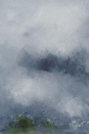 CIEL 2011 / Huile sur toile / 150 X 100 / 800 €