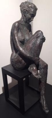 ELISE 6/8 / Bronze / H 40 / 2500 €