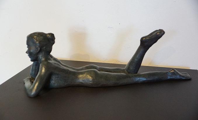 LECTURE 6/8 / Bronze / H 31 / 1500 €